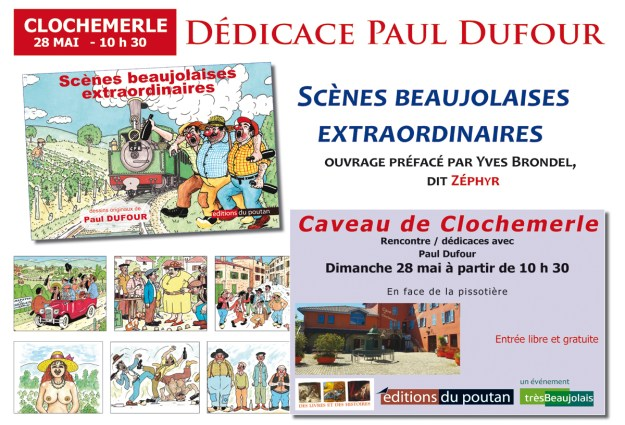 paul dufour caveau clochemerle 28 mai 2017