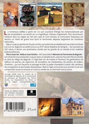 bagnols et son chateau huit siecles d art et d histoire q