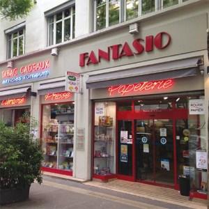librairie fantasio