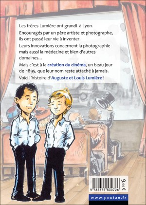 Auguste et Louis... Une histoire des frères Lumière Quatrième