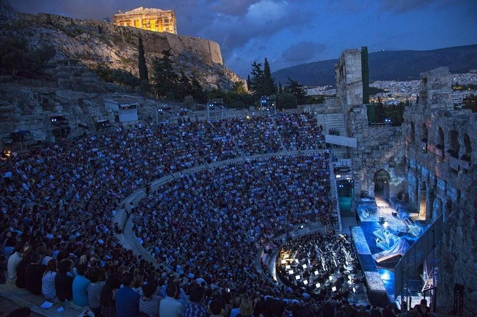 National Opera of Greece – Εθνική Λυρική Σκηνή
