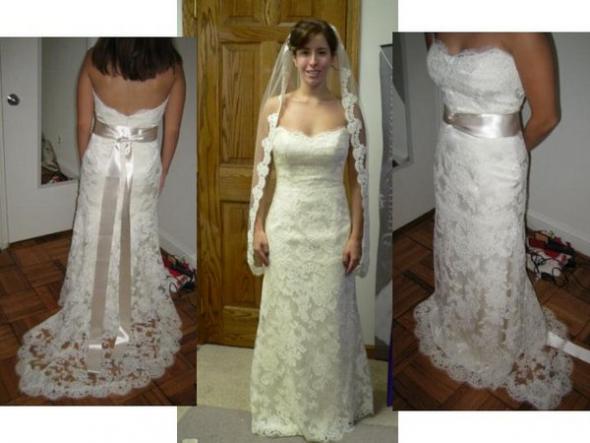 Pictures Of Petite Brides