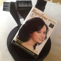 INDIAN HENNA HAIR DYE - MAGNIFIQUE