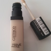 Review: Catrice Prime and Fine Eyeshadow Base