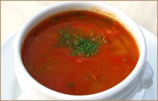гуляш суп рецепт