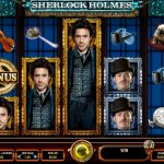 Автомат Шерлок Холмс и тайны Лондона