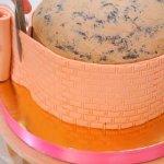 Украшение торта в домашних условиях