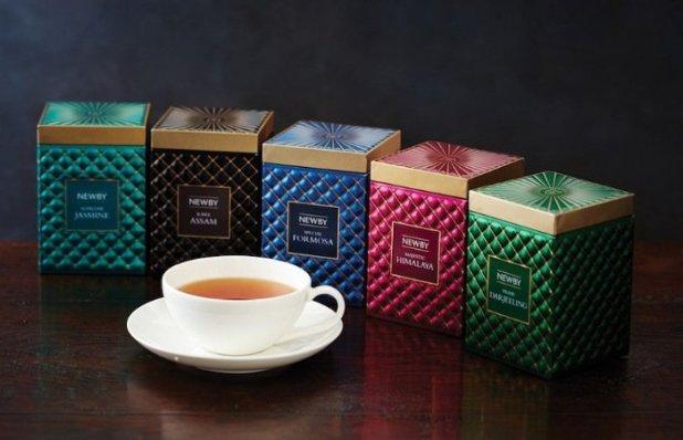 Чай Ньюби