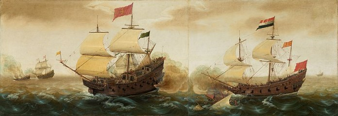 799px-Cornelis_Verbeeck,_A_Naval_Encounter_between_Dutch_and_Spanish_Warships,_156252_original