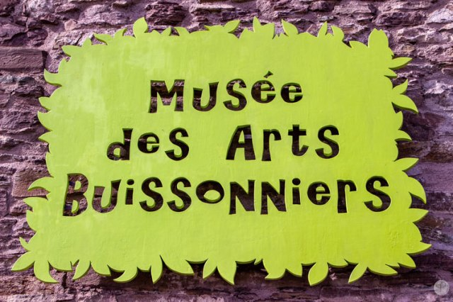 Saint Sever du Moustier Museum of Buissonniers Arts