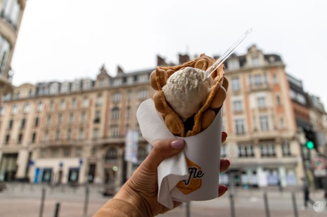 Waffle Lille weekend