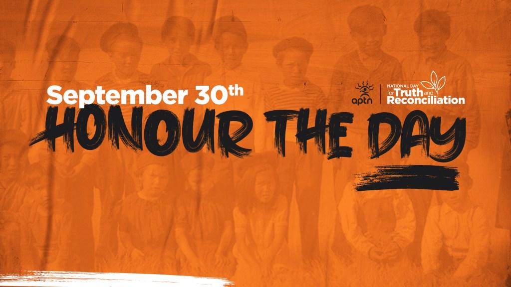 Honour the day September 30th, 2021