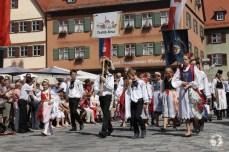 Parada portului săsesc, ediția 2014