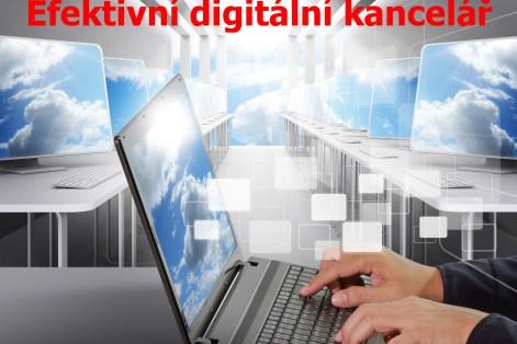 Efektivní digitální kancelář