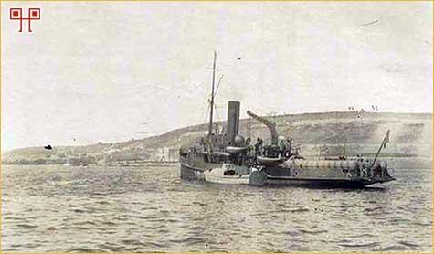 Osmanski postavljač mina i heroj bitke za Dardanelle – Nusret
