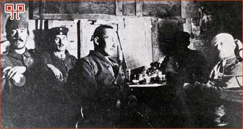 Predah u ratu – Hitler je sasvim lijevo