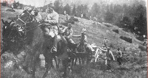 Milan Zelenika, Rat Srbije i Crne Gore 1915.