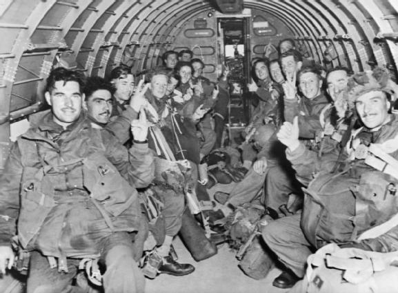 1st Airborne Division UK © IWM (K 7570)