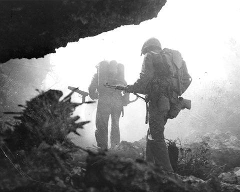 Marinci na Okinavi napreduju prema posljednjem japanskom uporištu.
