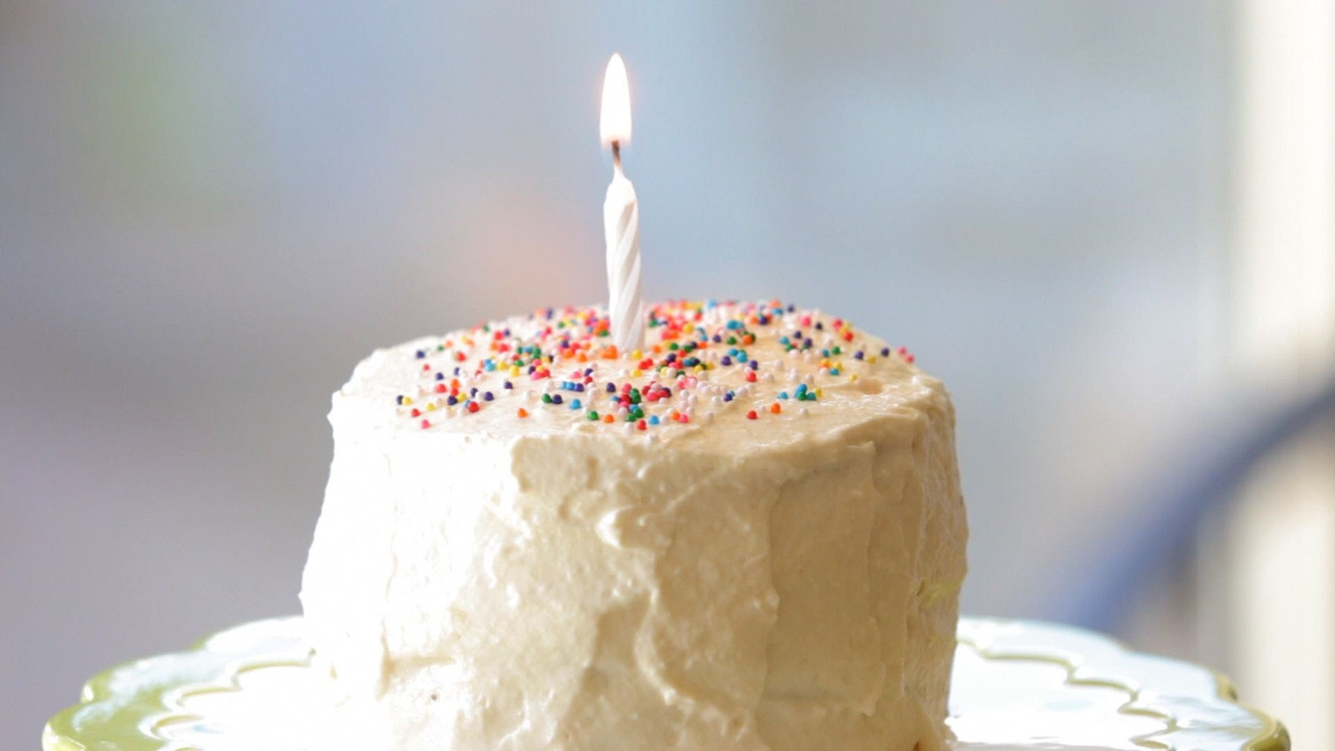 Prvi rođendan