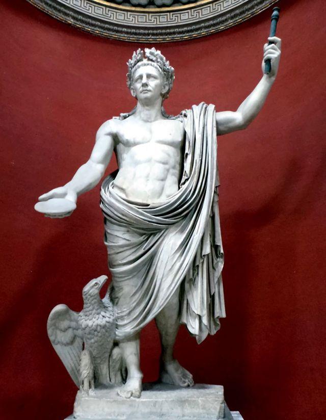 Kip Klaudija u Vatikanskom muzeju