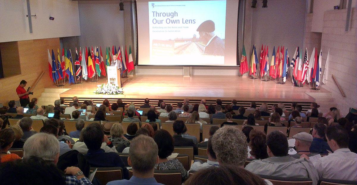 Yad Vashem konferencija