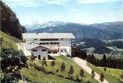 Berghof 1936. godine