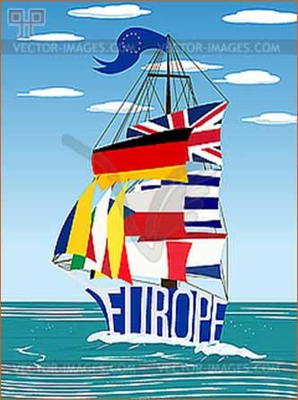 Optimistična vizija budućnosti Europe