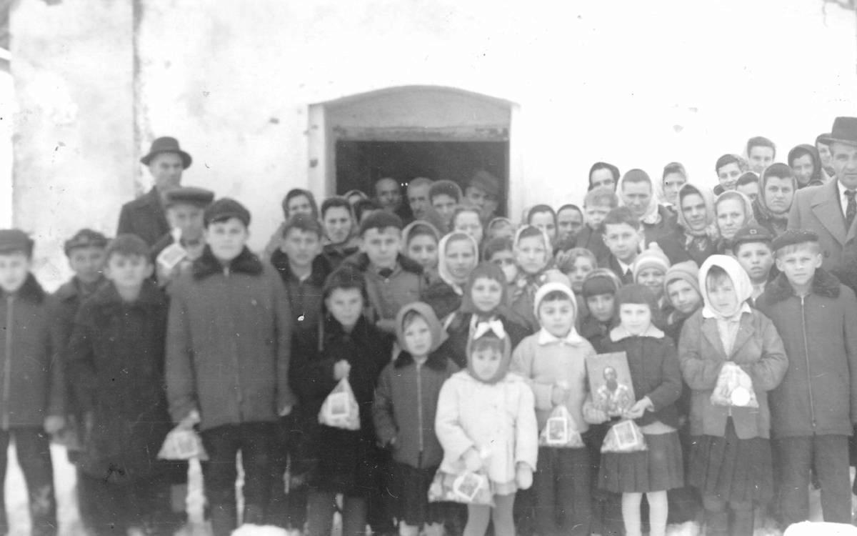 Stanovnici Čukovca u mirnim predratnim danima