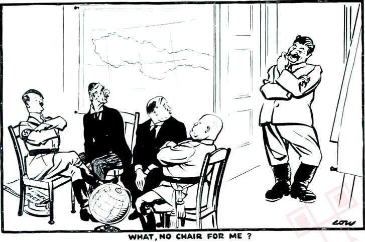 """Za Staljina nije bila predviđena """"stolica"""""""