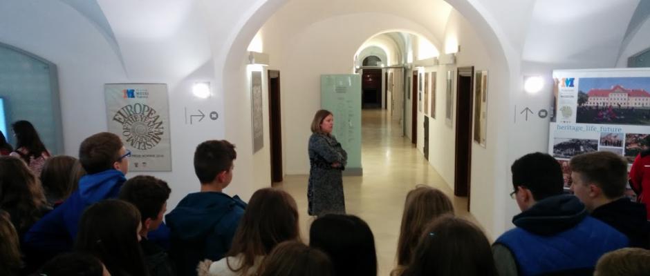 Upoznavanje s kulturnom baštinom Vukovara u gradskom muzeju