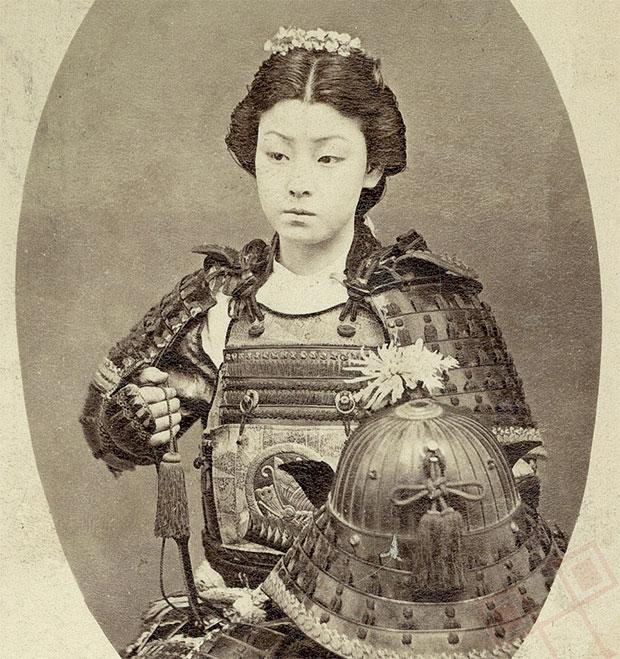 Onna-bugeisha