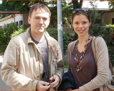 Krešimir Erdelja i Tamara Janković