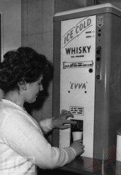 Vrlo poseban uredski automat iz 1950-ih