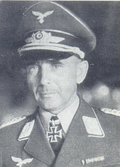 General-poručnik Paul Conrath, zapovjednik divizije HG.