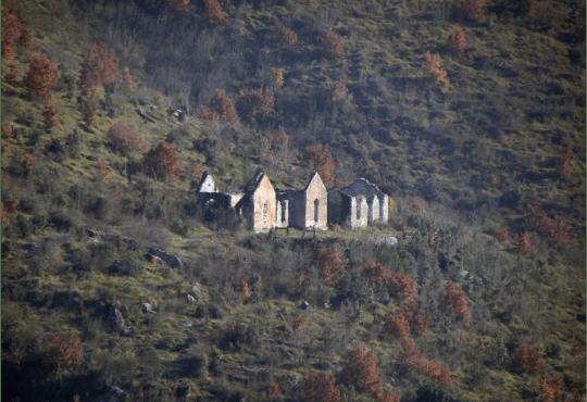 Gubave kuće, foto: Ivo Mišur