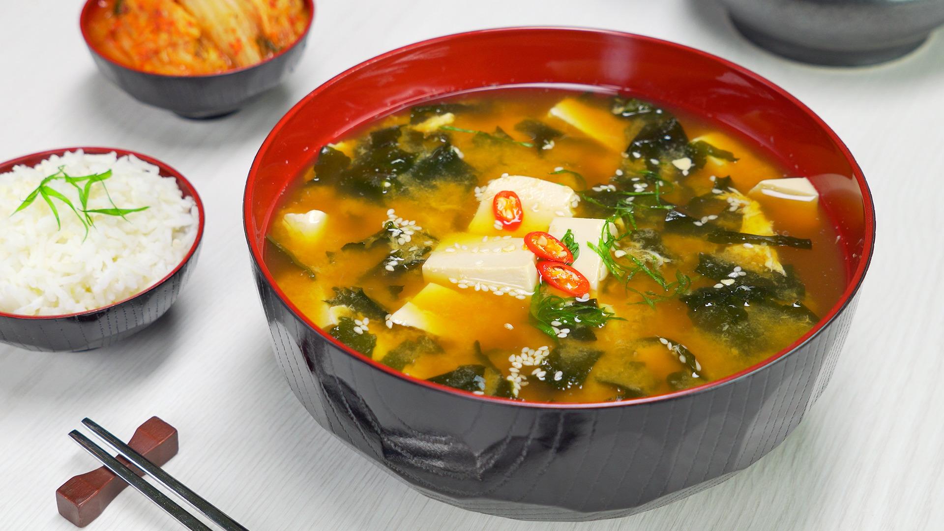 Суп кимчи (5234) | Povkusu.com
