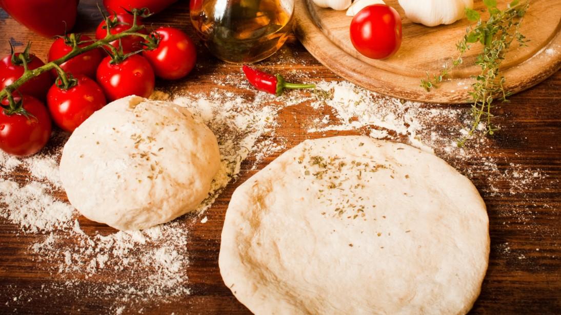 Простое тесто для любой пиццы (5495) | Povkusu.com