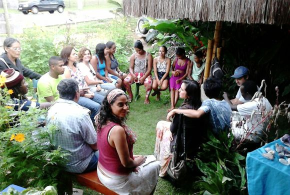 Comercialização em Serra Grande rumo à independência