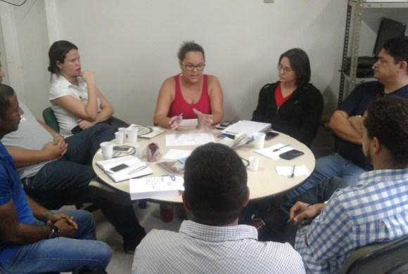 Povos da Mata participa de reunião no SETAF Litoral Sul