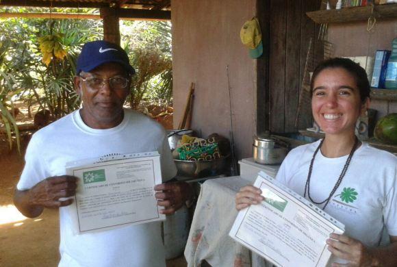 Grupo Sapucaia recebe certificação orgânica