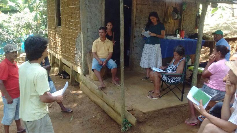 Grupo Sapucaia faz 1a reunião de 2017