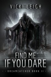 Cover- Find Me if You Dare