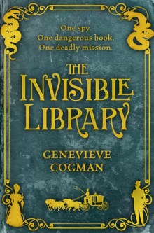 Cover- The Invisible Library