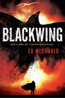 Cover- Blackwing