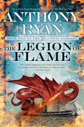 Cover- Legion of Flame