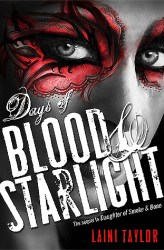 Cover- Days of Blood and Starlight