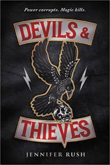 Cover- Devils and Thieves
