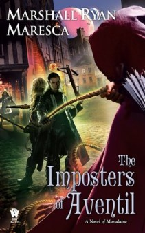Cover- The Imposters of Aventil
