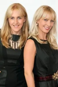Jodie and Tracey